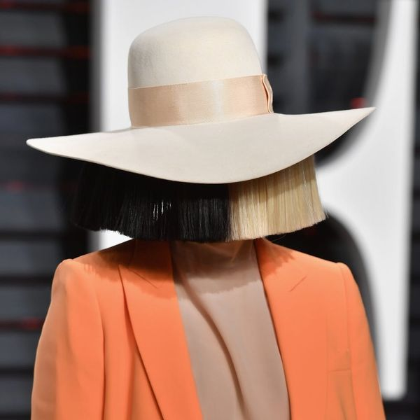 So This Is What Sia Looks Like Without Her Wig