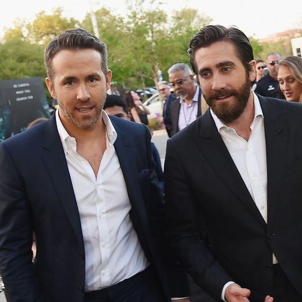 Jake Gyllenhaal FaceTimed Ryan Reynolds on National TV
