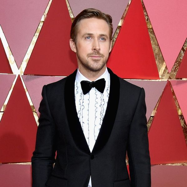Ryan Gosling Finally Reveals Why He Was Giggling During the Oscar Best Pic #Fail