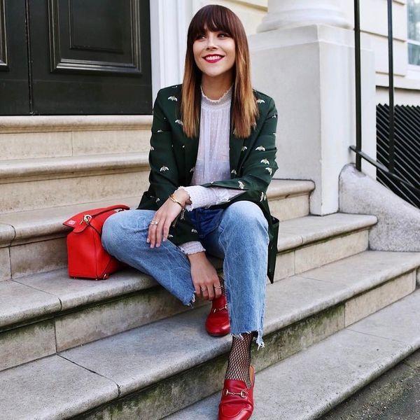 13 Ways to Master Frayed Hem Jeans, According to Instagram