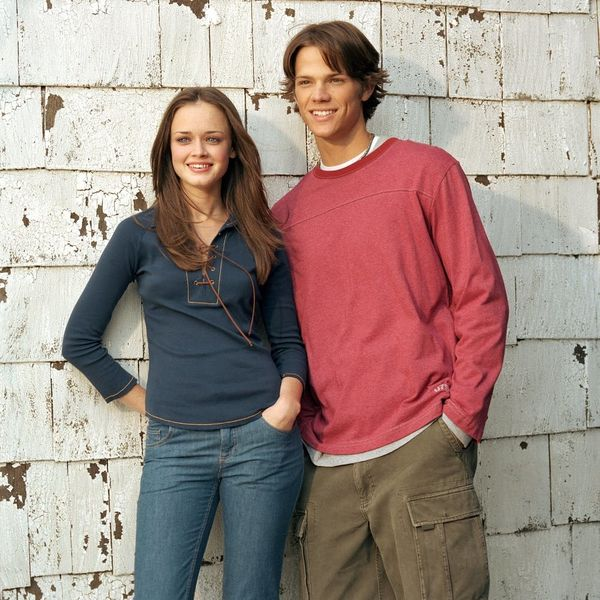 This Unaired Gilmore Girls Pilot Features a Totally Different Dean