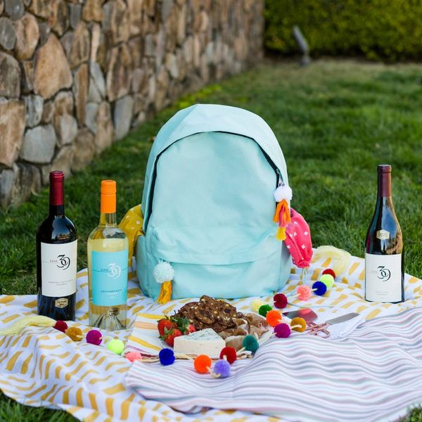This Easy Backpack Wine Hack Will Make Outdoor Picnics a Breeze