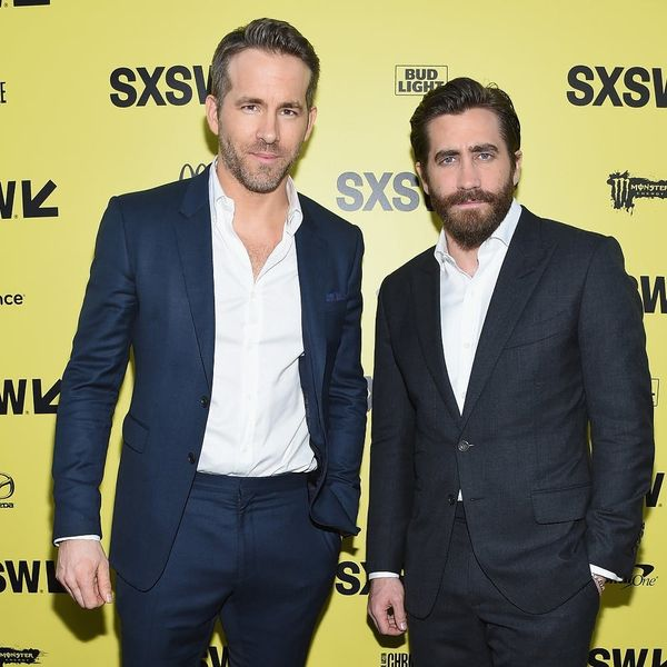 Ryan Reynolds and Jake Gyllenhaal Take on Google's Weird Autocomplete Questions
