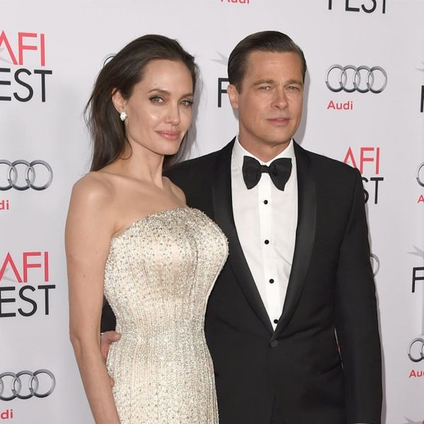 Finally There's a Happy Update on Brad Pitt and Angelina Jolie
