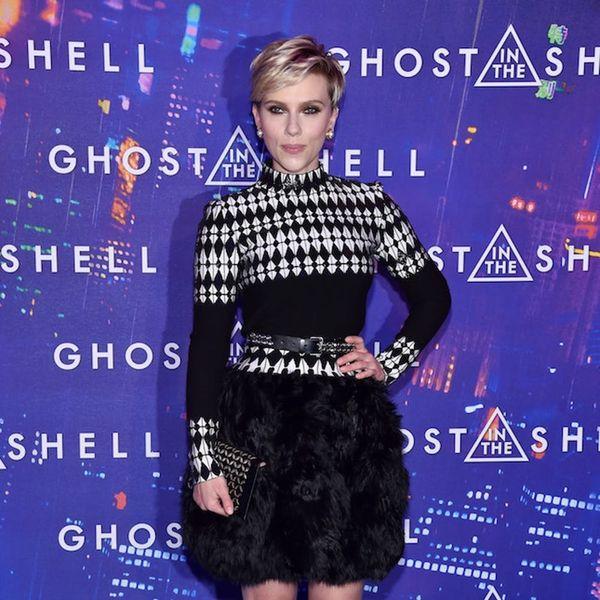 Scarlett Johansson's Red Carpet Style Hack Breaks All the Rules