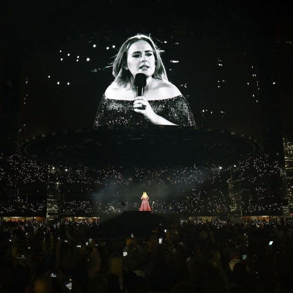 Adele Chewed Out Security During Her Concert — Here's Why