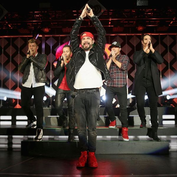 Backstreet Boy AJ McLean Had a Daughter (and Her Name Is Musical)