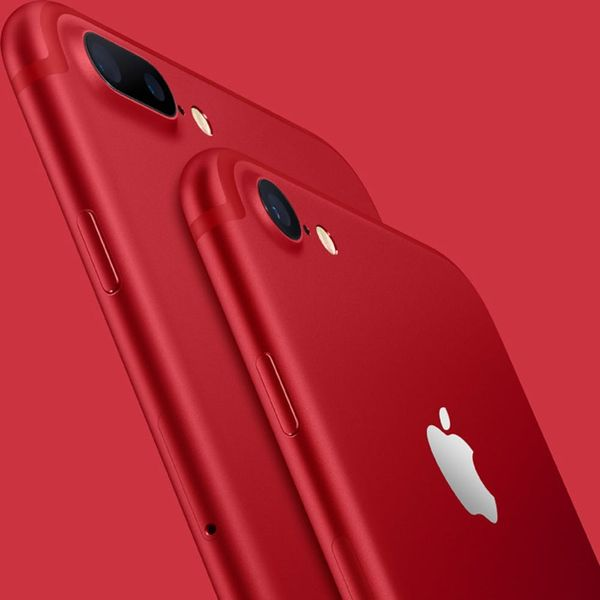 Apple Is Launching a New Red iPhone on Friday