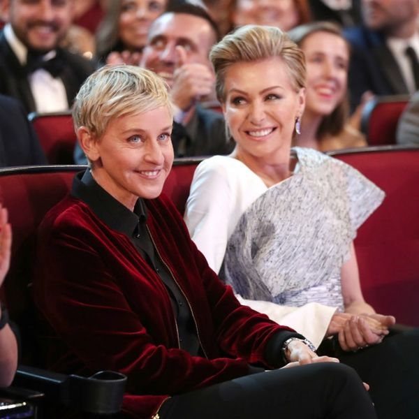 Here's How Wine Caused Ellen to Dislocate Her Finger While Partying With Her Wife