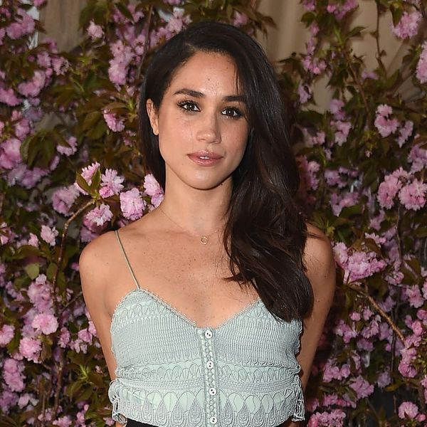 Meghan Markle Doesn't Want Anyone Retouching Her Freckles