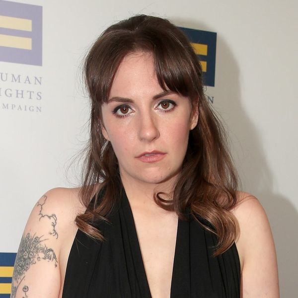 Lena Dunham Silences Her Style Critics With the Ultimate Clapback