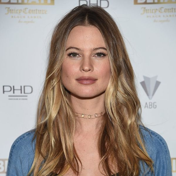 Behati Prinsloo and Daughter's Mommy-and-Me Anklets Are Stinkin' Adorable