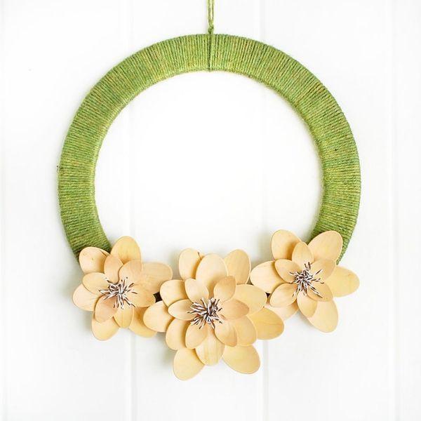 20 DIY Easter Wreaths for YourFront Door