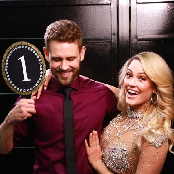 The Bachelor and DWTS Worlds Have Collided in the Most Romantic Way