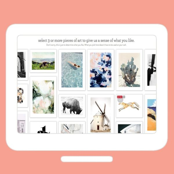 This Online Service Helps Curate Your Gallery Wall Art