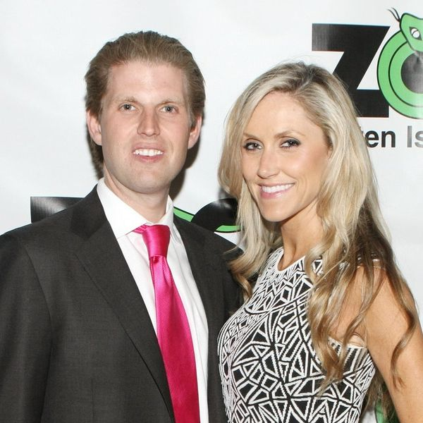 Eric Trump and His Wife Lara Are Expecting Their First Baby
