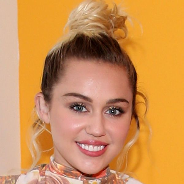 Miley Cyrus May Have Just Gotten a Tattoo for a Guy That's Not Liam Hemsworth
