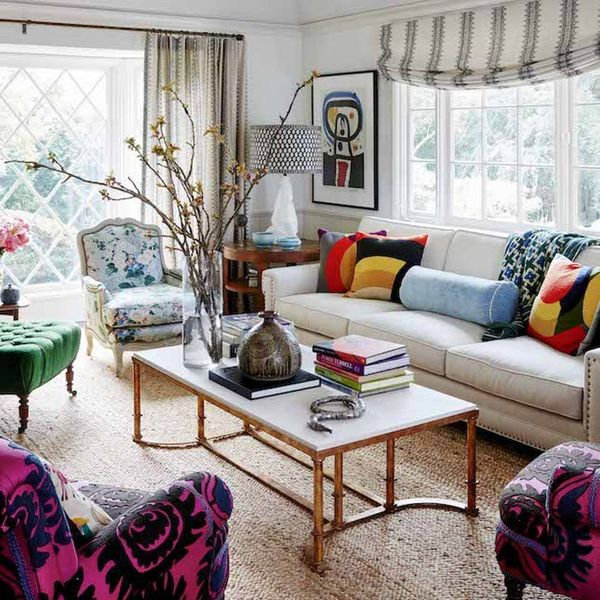 Get Ready to Swoon Over Minnie Driver's Eclectic New Home
