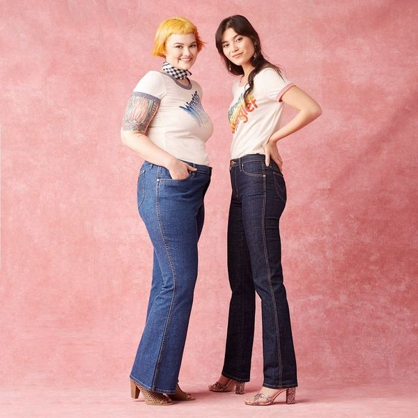 ModCloth x Wrangler's Capsule Collection Is an Absolute '70s Dream