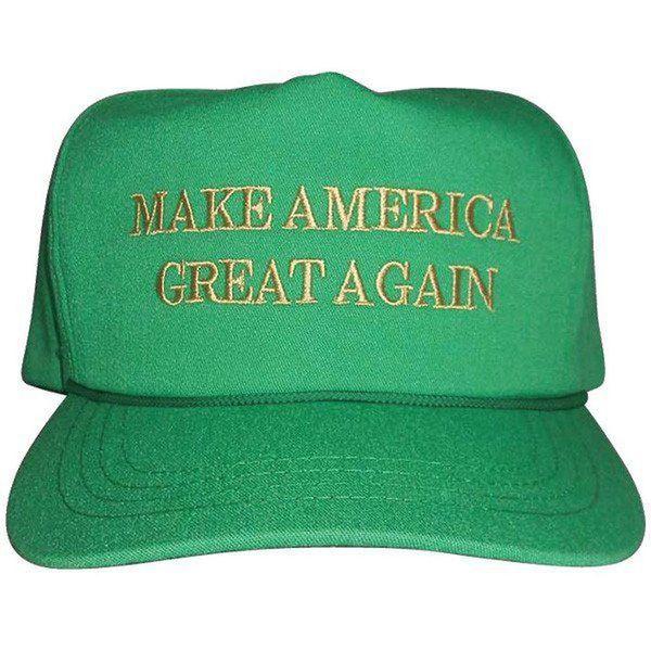 Trump's Commemorative St. Patrick's Day MAGA Hats Have a Major Mistake