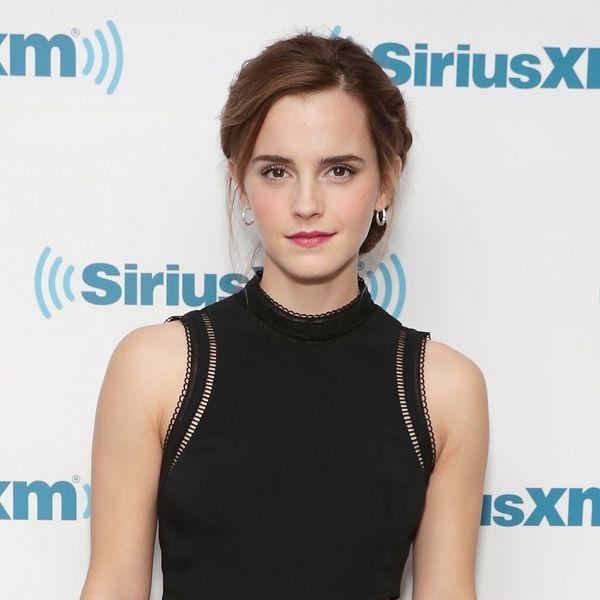 Emma Watson's KITTEN-Filled Interview Is Unbearably Cute