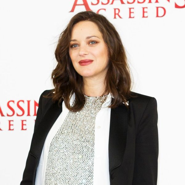 Marion Cotillard Has Welcomed a Baby Girl into the World