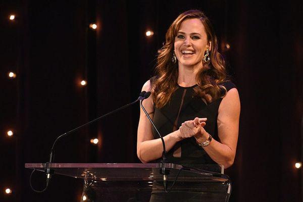 "Jennifer Garner Breaks Our Hearts With Her ""Save the Children"" Speech"
