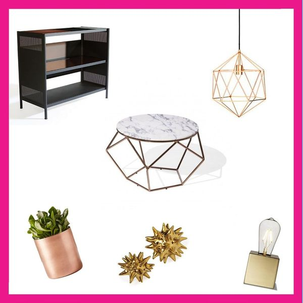 24 Modern Metallic Pieces Your Stylish Home Needs