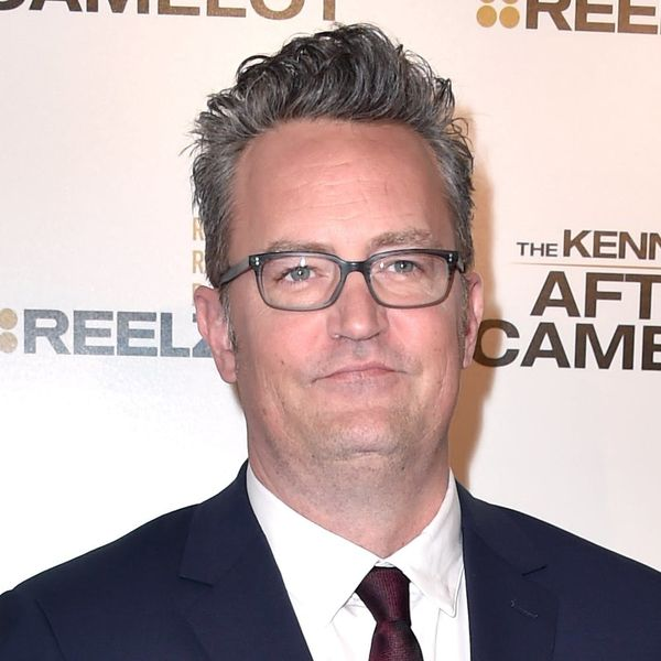 Friends' Matthew Perry Reveals He Beat Up Justin Trudeau As a Kid