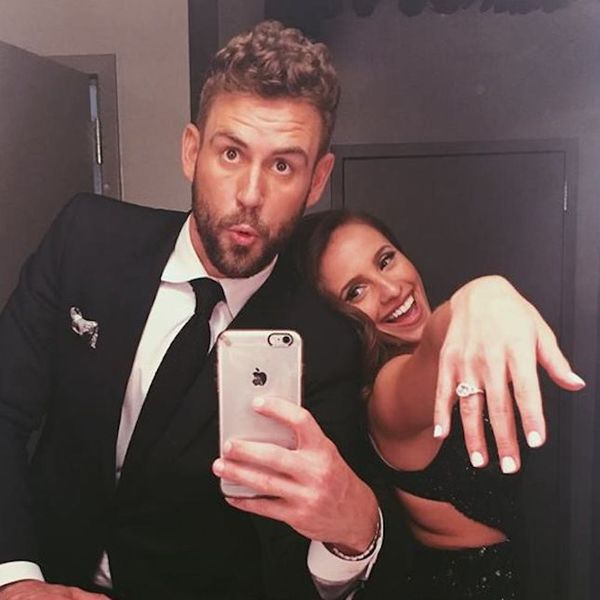 Vanessa Grimaldi's Engagement Ring Was Recycled from a Previous Bachelorette