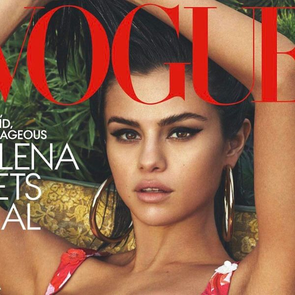 Selena Gomez Nabs First Vogue Cover, Explains Why She Ghosted Instagram