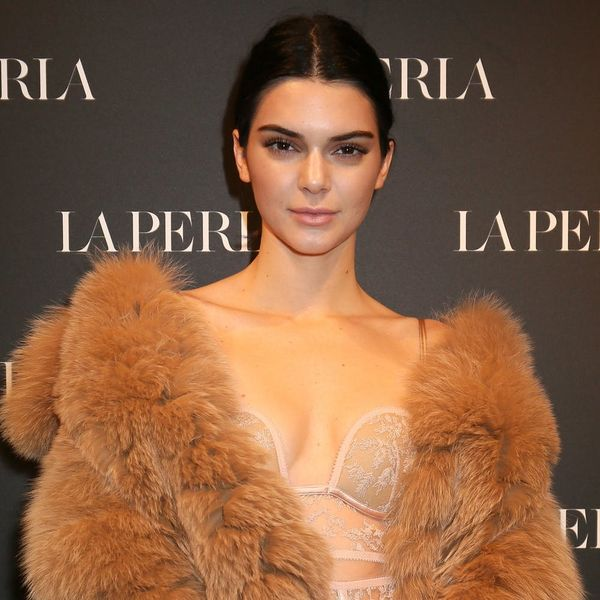 Kendall Jenner Was *The* Most Liked Model on Instagram During Fashion Month