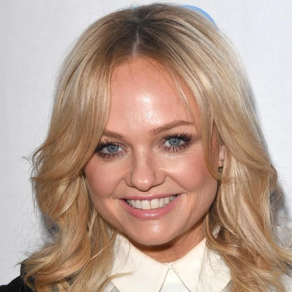 """Spice Girl Emma Bunton Just """"Spiced Up"""" the Lives of British Airway Passengers As a Flight Staffer"""