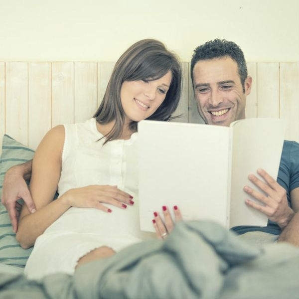 6 Classic Books to Read to Your Unborn Baby