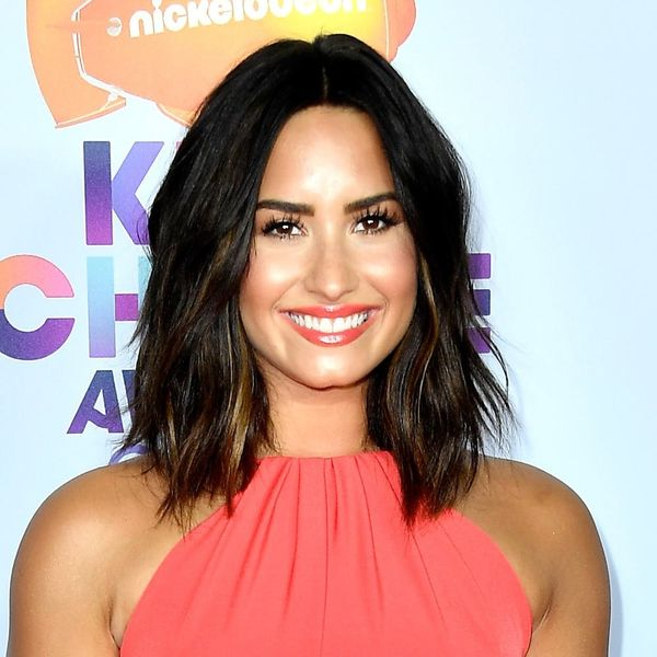 This Is the Inspiring Milestone Demi Lovato Is Celebrating Today