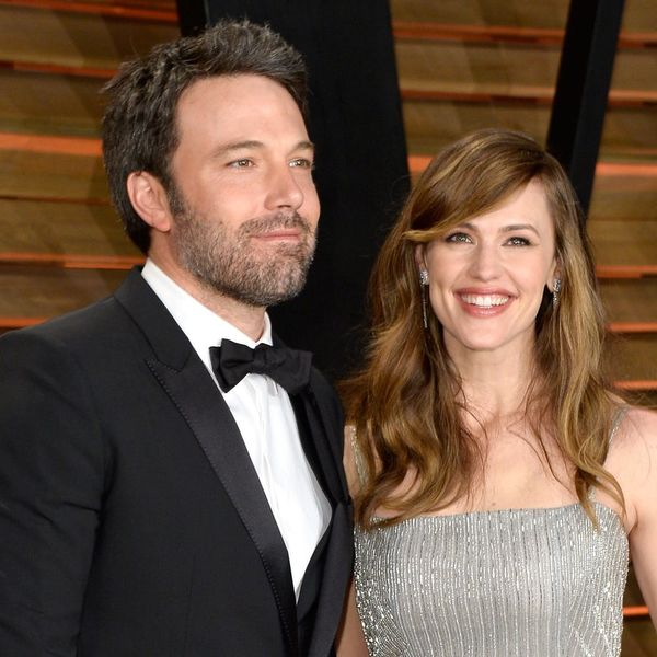 Ben Affleck Just Very Publicly Thanked Jennifer Garner for Her Help With His Addiction Struggles
