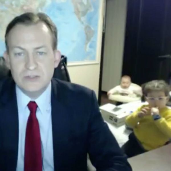 BBC Dad Has Spoken About His Now Infamous Interview and It Will Make You Love Him Even More