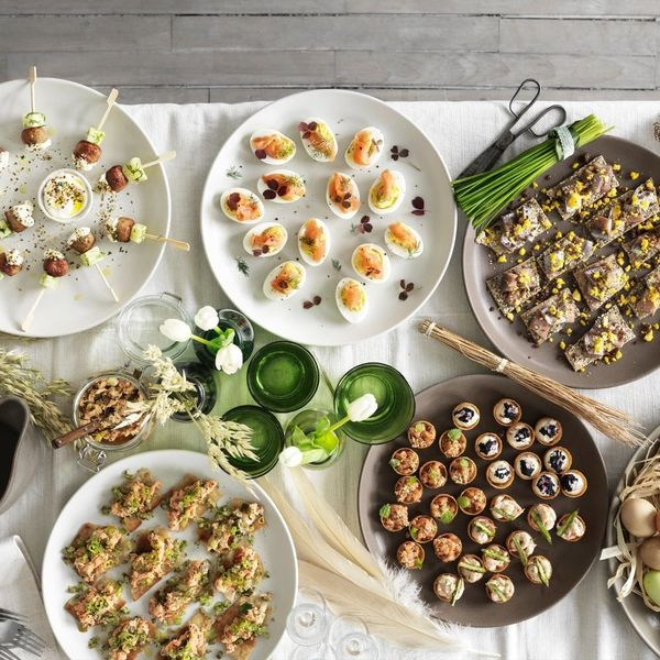 IKEA Wants to Help You Welcome Spring With a Drool-Worthy Swedish Easter Påskbord (+ a Salmon and Avocado Salad Recipe)