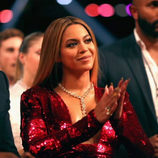 Beyoncé May Have Just Dropped the Biggest Hint About the Sex of Her Twins