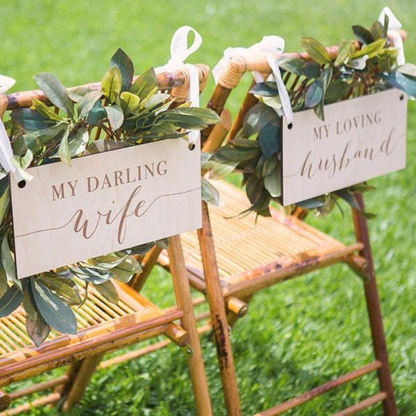 20 Backyard Wedding Details That Will Make You Ditch Your Big Venue