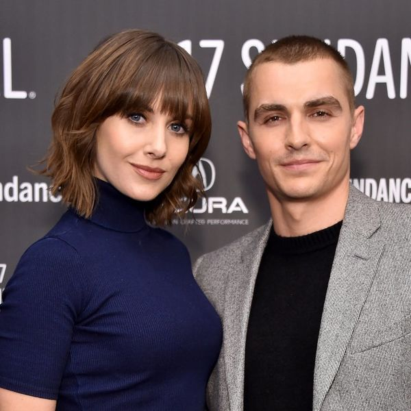 Alison Brie + Dave Franco Just Got Hitched, Y'all!