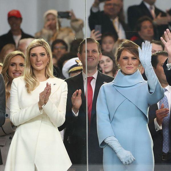 Another Major Designer Won't Dress Melania Trump