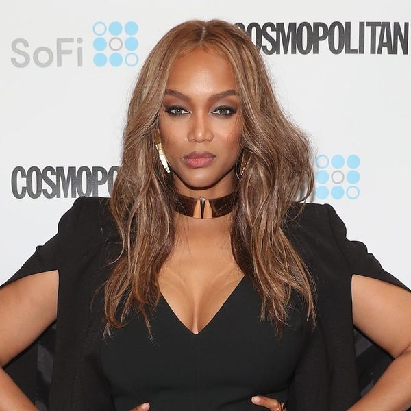 Tyra Banks Has a HUGE New Reality Show Gig So You Still Have a Chance to Show Her Your Smize