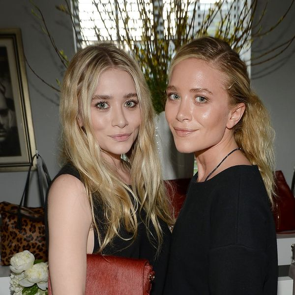 Mary-Kate and Ashley Olsen Were the Chicest Goth Bridesmaids to Ever Walk Down the Aisle