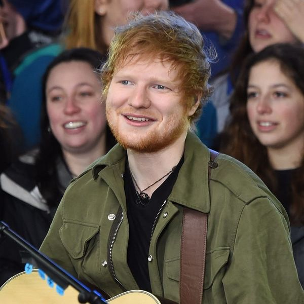 Ed Sheeran Will Be Appearing on Game of Thrones and It's All Thanks to Maisie Williams