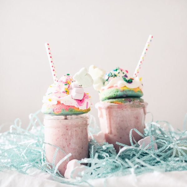 Easter Isn't Complete Without this Strawberry Freakshake Recipe