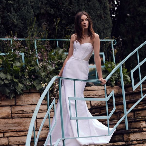 This Celeb-Inspired Bridal Collection Delivers Hollywood Glam Right to Your Door