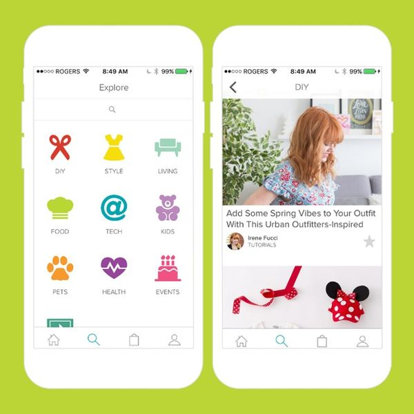 9 Apps to Download for a DIY-Filled Weekend