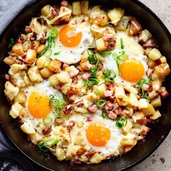 15 Recipes for Hash That Work at Breakfast, Lunch, and Dinner