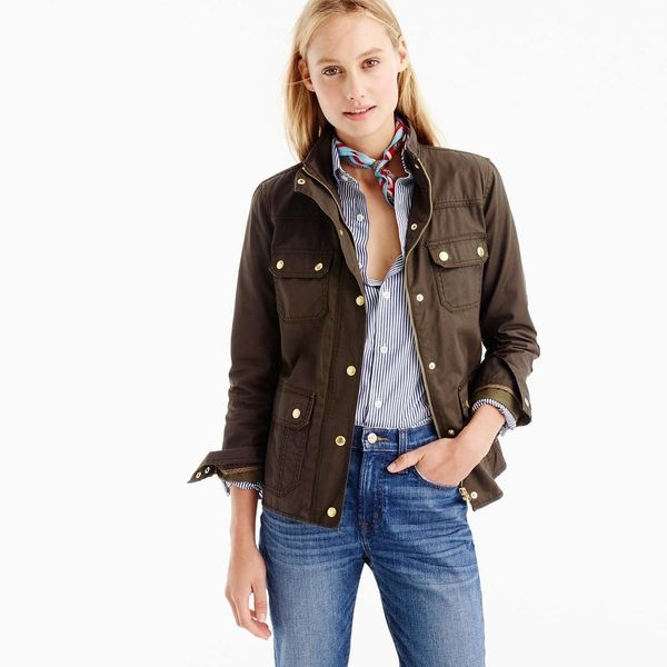 11 Fabulous Field Jackets You Won't Want to Take Off This Spring